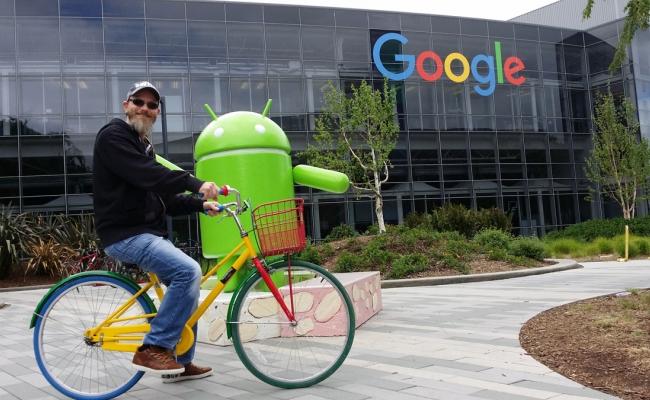 nodeX visits Google